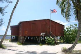 Ted Smallwood Store sur l'île de Chokoloskee