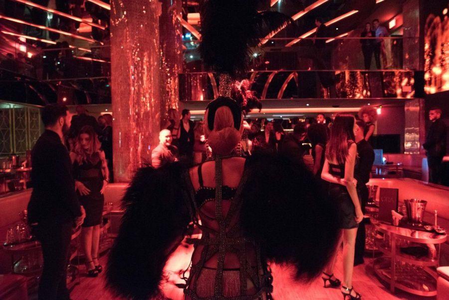 Discothèque Ora à Miami Beach