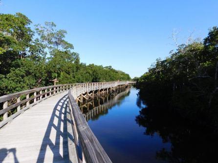 Parc de Robinson Preserve à Bradenton en Floride.