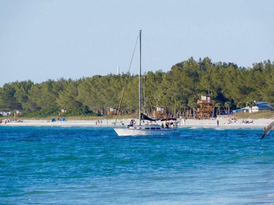 Coquina Beach / Anna-Maria Island / Floride