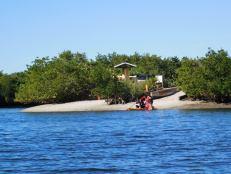 Kayak / Lovers Key en Floride