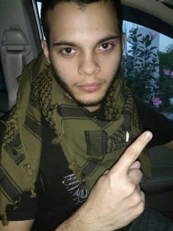Esteban Santiago, l'auteur de l'attentat de Fort Lauderdale.