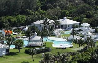 Maison de Céline Dion en Floride.