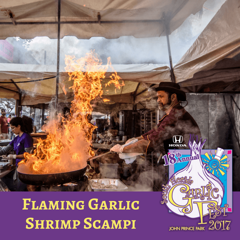 South Florida Garlic Fest à Lake Worth