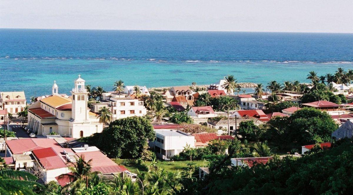 """Découvrez Marie-Galante """"l'île aux 100 moulins"""" avec ses magnifiques plages !"""