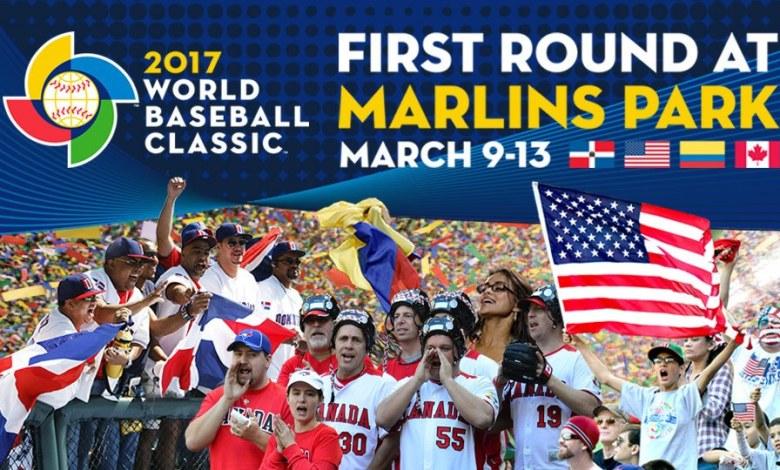 Classique Mondiale de Base Ball 2017
