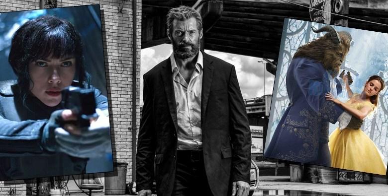 Sorties de nouveaux films dans les cinémas américains en mars 2017