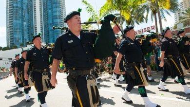 Photo of Saint Patrick 2018 : les fêtes, parades et festivals en Floride