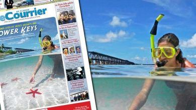 Photo of Le Courrier de Floride d'Avril 2017 est sorti !