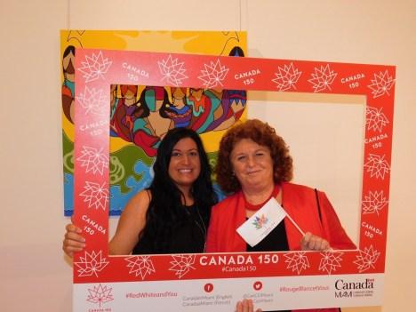 Exposition d'artistes à canadiens à Miami dans le cadre du 150ème anniversaire du Canada