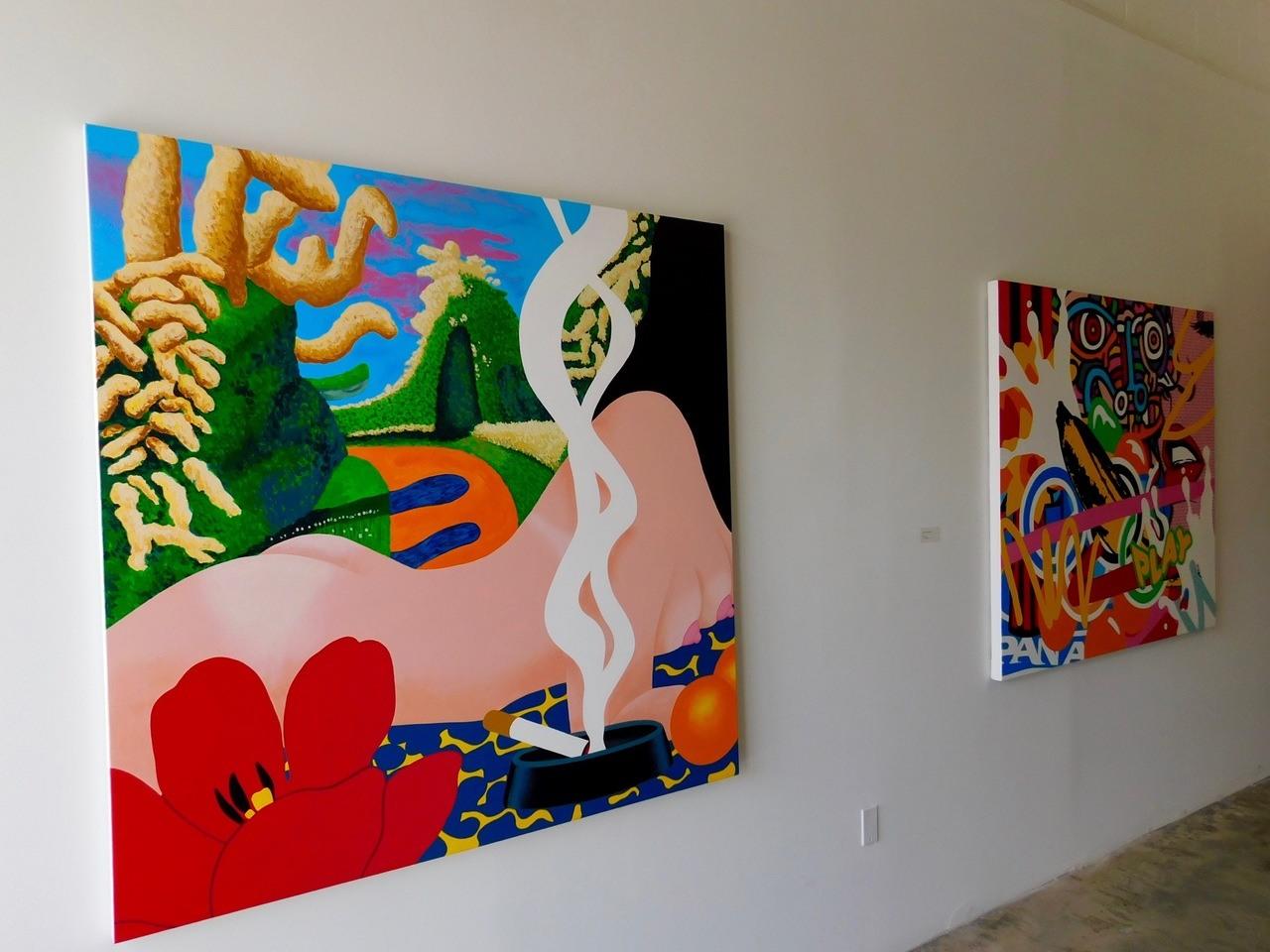 Fabien Castanier Gallery / Miami Wynwood