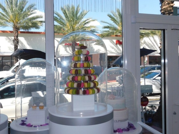 Macarons à Gourmet Temptations / Surfside / Miami Beach