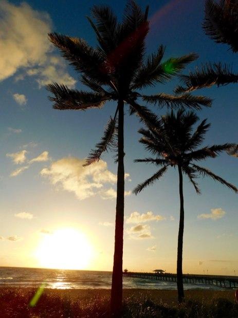 Plage de Lauderdale by-the-Sea