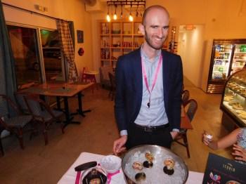 Caviar Français à L'Epicerie Art Café à Wynwood Miami