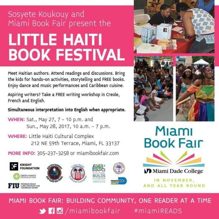 Little Haïti Book Festival