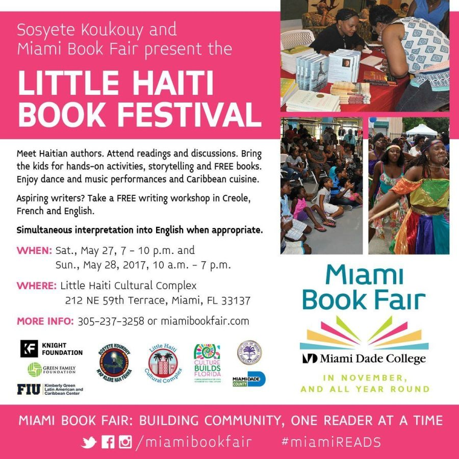 Little Haïti Book Festival