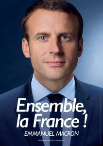 Emmanuel Macron Miami