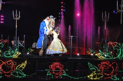 Fantasmic! show (Crédit photo : N i c o - Flickr)