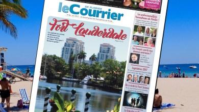 Photo of Le Courrier de Floride de Juin 2017 est sorti !