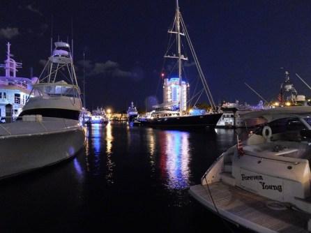 Fort Lauderdale de nuit