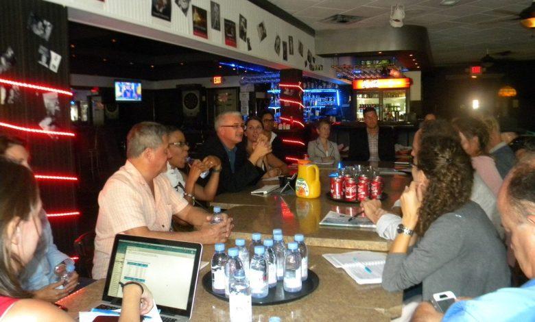 Table ronde tourisme et Networking 24 mai 2017