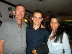 Vincent Berge, Quentin Viac, Johanna Viac Table ronde tourisme et Networking