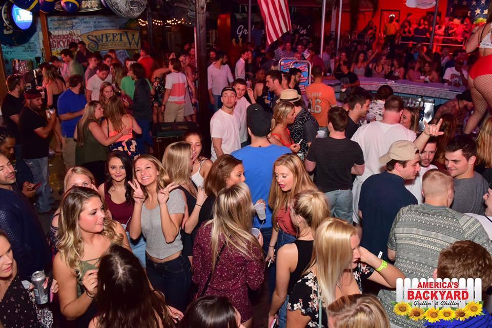 America's Backyard, bar et discothèque à Fort Lauderdale