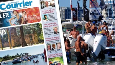 Photo of Le Courrier de Floride de Juillet 2017 est sorti !