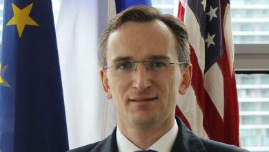 Photo of Mot d'accueil du consul de France, Clément Leclerc, aux nouveaux arrivants en Floride