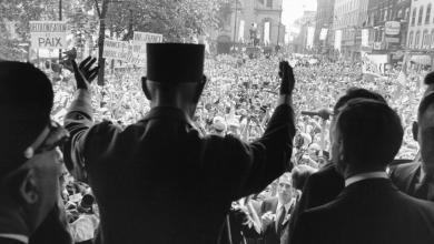 Photo of «Vive le Québec Libre» (de Gaulle), c'était il y a 50 ans à Montréal