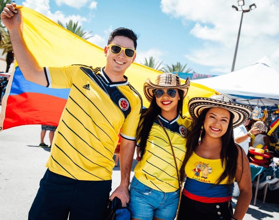 MegaRumba Colombian Festival Miami