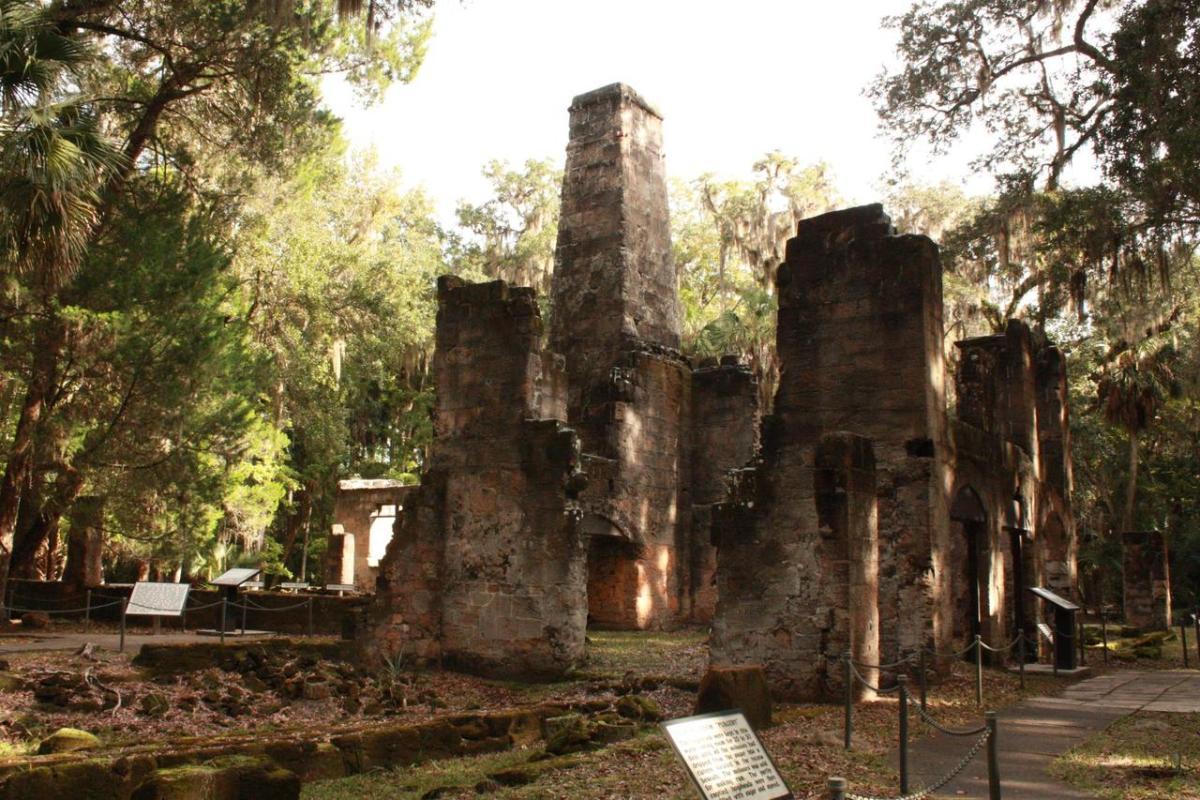 Les 20 plus belles ruines de Floride... et autres sites insolites !