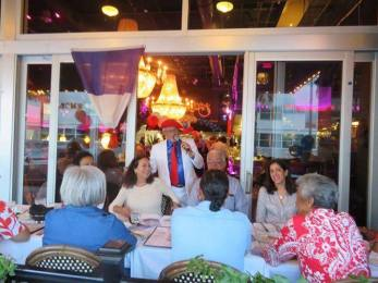 Bastille Day 2017 à Thursday's Fort Lauderdale