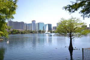Lake Eola - Orlando