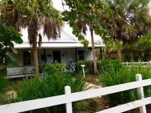 Vieux village de l'île de Sanibel Island (Floride)