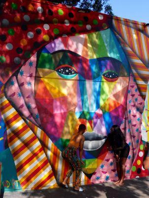 Wynwood Art District de Miami.