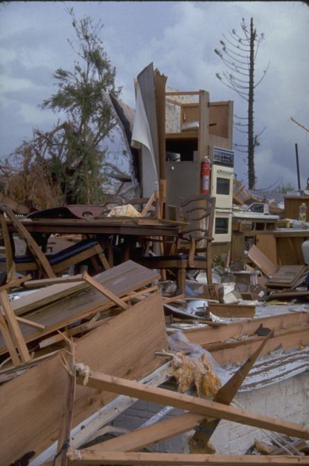 Ouragan Andrew 1992 - Floride
