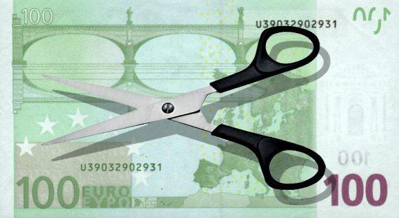 Coupes budgétaires