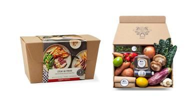 Photo of Etats-Unis : Le «meal kit» (plats en kit à cuisiner) se développe vite