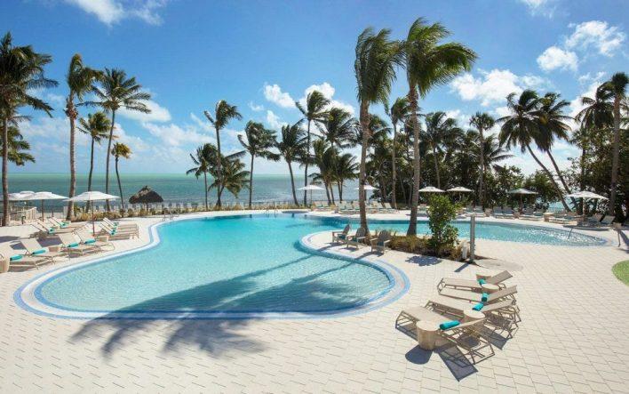 Amara Cay : hôtel à Islamorada, dans les Keys de Floride.