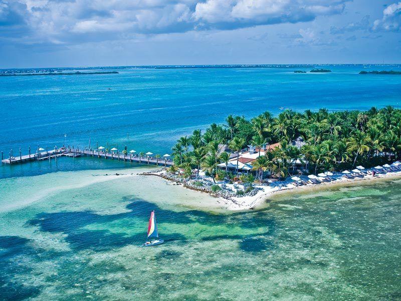 Little Palm Island : un hôtel de luxe dans les Keys de Floride