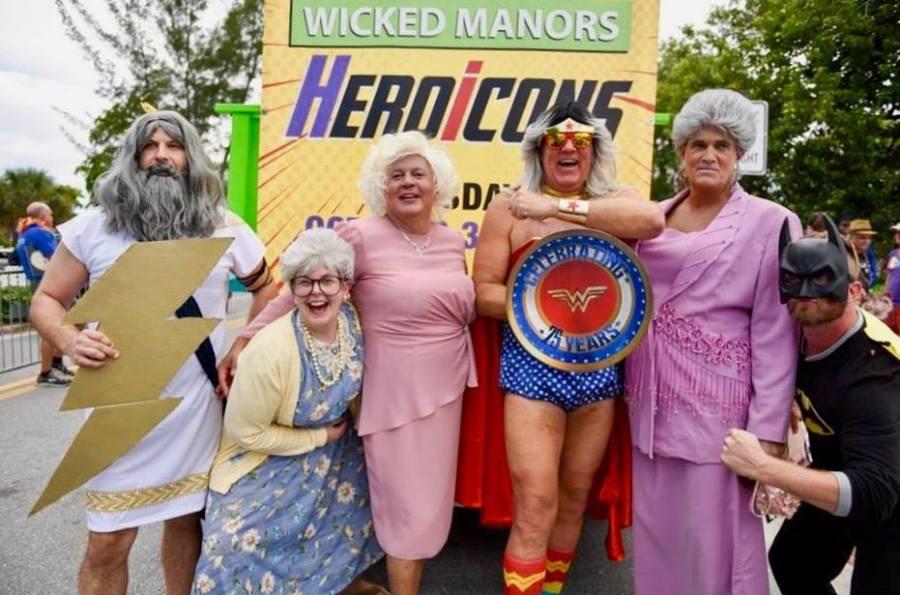 """""""Heroicons"""", c'est le thème de cette édition 2017 de Wicked Manors !"""