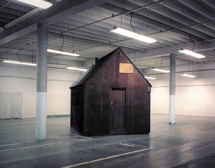 La cabane d'Unabomber