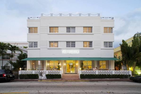 President Villa - Miami Beach