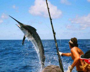 Pêche en haute mer - Cuba