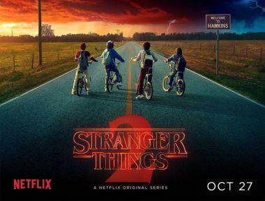 Stranger Things Saison 2