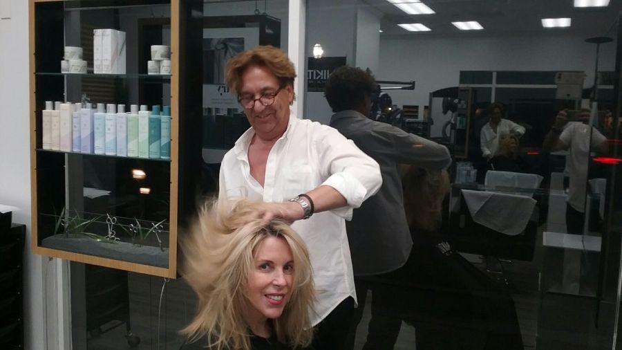 Philippe Beguin, coiffeur, coloriste, visagiste à Boca Raton en Floride