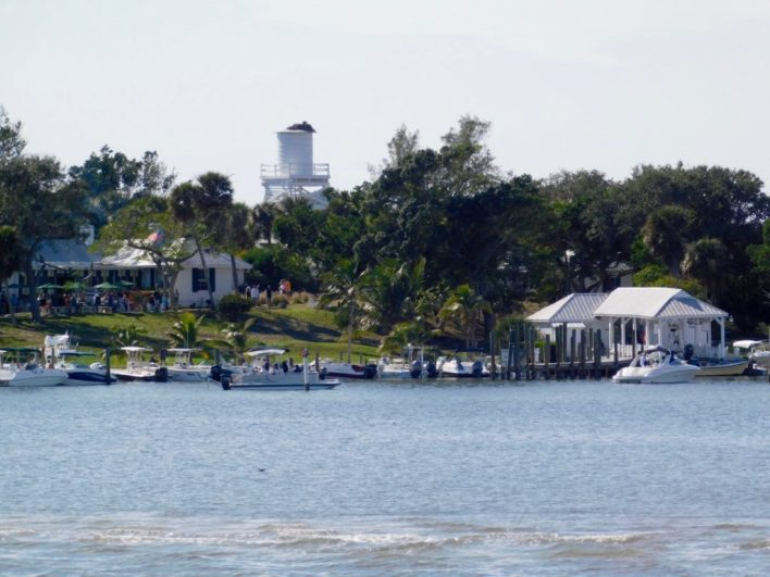 Île de Cabbage Key (Floride)