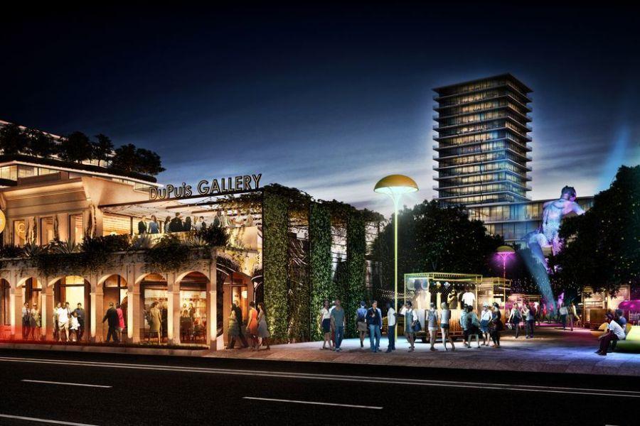 Guy Laliberté et sa société Lune Rouge vont revitaliser le quartier de Little Haiti à Miami