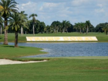 Trump International Golf Doral Floride